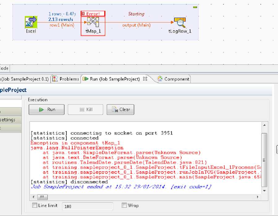 how to convert String to date in talend (Page 1) / Open Data