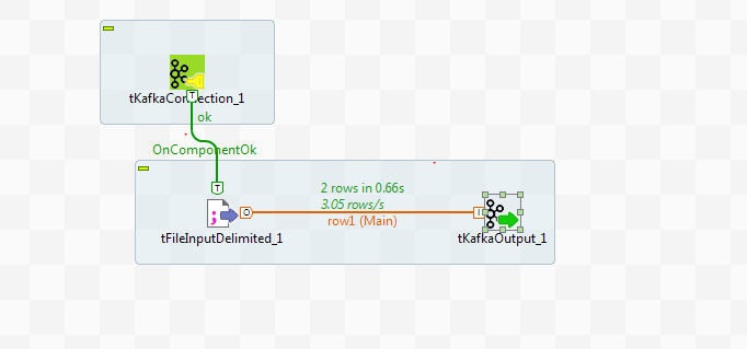 How to load message on Kafka Cluster by using Talend (Page 1