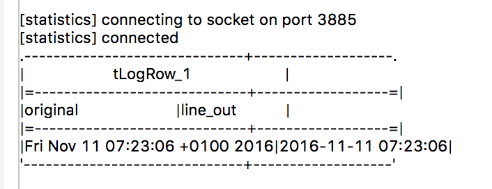 Format datetime oracle