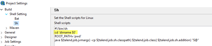 Error: Could not find or load main class  when running a